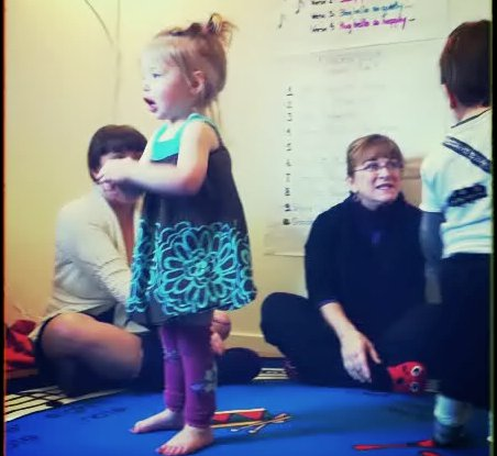 music class babies, toddlers, kids, families