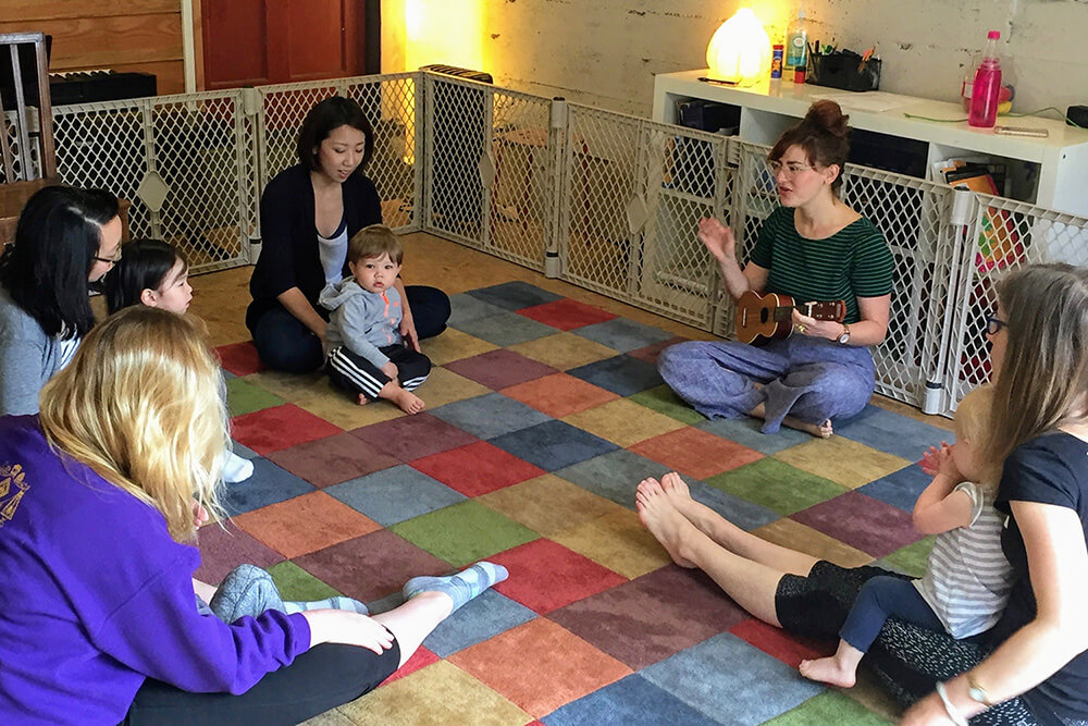Toddler Music Lessons Seattle